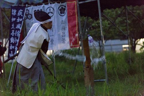 この画像は、サイトの記事「日本刀 試し斬り おすすめ YouTube視聴無料動画 まとめてご紹介!」のイメージ写真画像として利用しています。